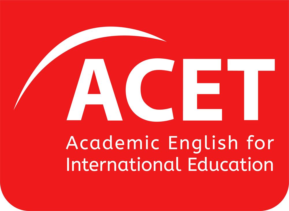 ACET: Anh Ngữ học thuật - Giáo dục quốc tế