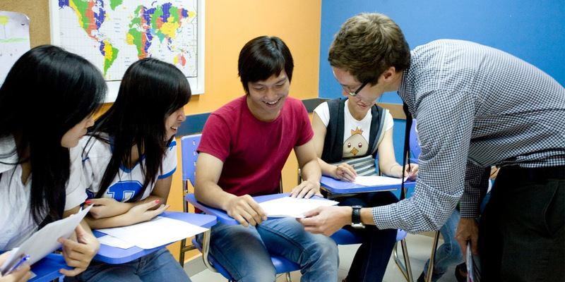 giao vien day tieng anh sau khi co chung chi ielts