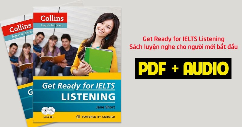 sach luyen nghe tieng anh get ready for ielts listening