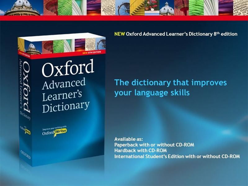 tu dien oxford advanced learners dictionary phu hop voi nhung ban hoc tieng anh academic