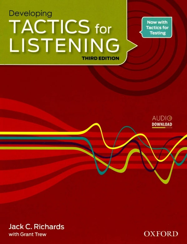 Tactics for Listening: Developing